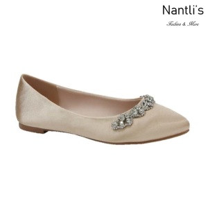 BL-Kitty-20 Nude Zapatos de Novia Mayoreo Wholesale Women flats Shoes Nantlis Bridal shoes