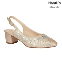 BL-Olivia-30 Nude Zapatos de novia Mayoreo Wholesale Women Heels Shoes Nantlis Bridal shoes