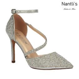 BL-Reese-5 Silver Zapatos de novia Mayoreo Wholesale Women Heels Shoes Nantlis Bridal shoes