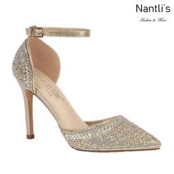 BL-Renzo-126 Nude Zapatos de novia Mayoreo Wholesale Women Heels Shoes Nantlis Bridal shoes