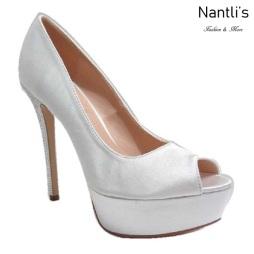 BL-Venus Ivory Zapatos de novia Mayoreo Wholesale Women Heels Shoes Nantlis Bridal shoes