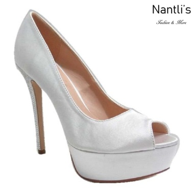 BL-Venus Ivory Zapatos de novia Mayoreo Wholesale Women Heels Shoes Nantlis Bridal shoes