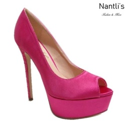 BL-Venus Pink Zapatos de novia Mayoreo Wholesale Women Heels Shoes Nantlis Bridal shoes