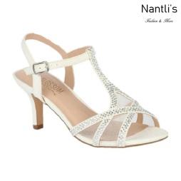 BL-Vero-61 White Zapatos de novia Mayoreo Wholesale Women Heels Shoes Nantlis Bridal shoes