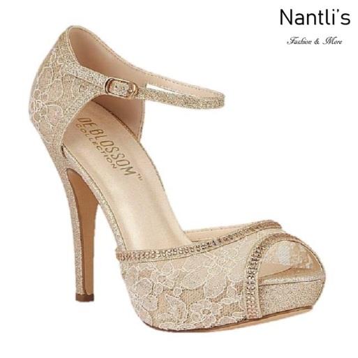 BL-Vice-46 Nude Zapatos de novia Mayoreo Wholesale Women Heels Shoes Nantlis Bridal shoes