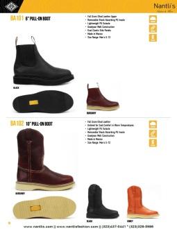 Nantlis-Bonanza vol 10 catalog botas de trabajo mayoreo Wholesale Work boots Page_18