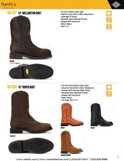 Nantlis-Bonanza vol 10 catalog botas de trabajo mayoreo Wholesale Work boots Page_19