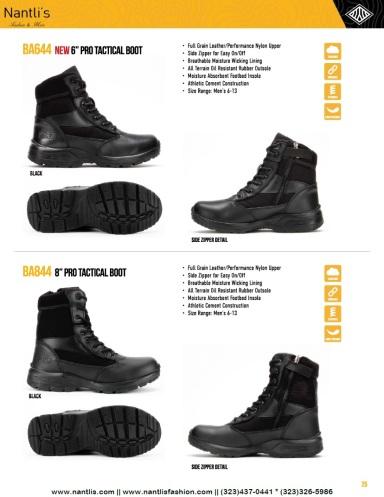 Nantlis-Bonanza vol 10 catalog botas de trabajo mayoreo Wholesale Work boots Page_25