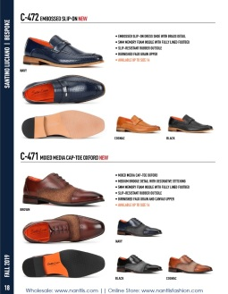Nantlis Vol BE21 Zapatos de hombres Mayoreo Catalogo Wholesale Mens Shoes_Page_18
