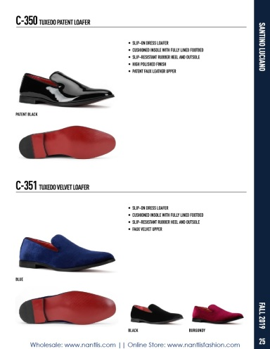Nantlis Vol BE21 Zapatos de hombres Mayoreo Catalogo Wholesale Mens Shoes_Page_25