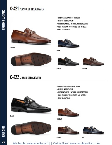 Nantlis Vol BE21 Zapatos de hombres Mayoreo Catalogo Wholesale Mens Shoes_Page_26
