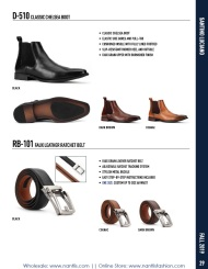 Nantlis Vol BE21 Zapatos de hombres Mayoreo Catalogo Wholesale Mens Shoes_Page_29
