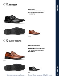 Nantlis Vol BE21 Zapatos de hombres Mayoreo Catalogo Wholesale Mens Shoes_Page_35