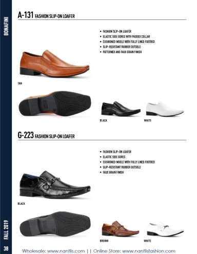Nantlis Vol BE21 Zapatos de hombres Mayoreo Catalogo Wholesale Mens Shoes_Page_38