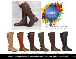 Nantlis Vol BL23 2019 Botas de Mujer mayoreo Catalogo Wholesale womens Boots_Page_02