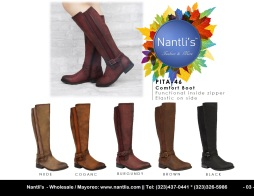 Nantlis Vol BL23 2019 Botas de Mujer mayoreo Catalogo Wholesale womens Boots_Page_03