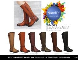 Nantlis Vol BL23 2019 Botas de Mujer mayoreo Catalogo Wholesale womens Boots_Page_04