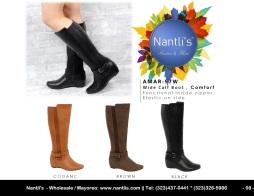 Nantlis Vol BL23 2019 Botas de Mujer mayoreo Catalogo Wholesale womens Boots_Page_08