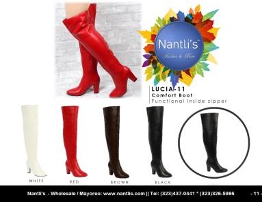 Nantlis Vol BL23 2019 Botas de Mujer mayoreo Catalogo Wholesale womens Boots_Page_11
