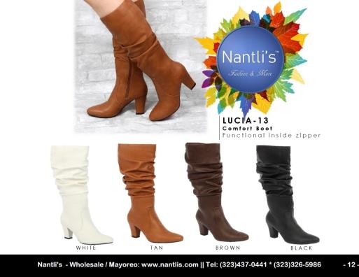 Nantlis Vol BL23 2019 Botas de Mujer mayoreo Catalogo Wholesale womens Boots_Page_12