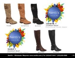Nantlis Vol BL23 2019 Botas de Mujer mayoreo Catalogo Wholesale womens Boots_Page_13