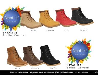 Nantlis Vol BL23 2019 Botas de Mujer mayoreo Catalogo Wholesale womens Boots_Page_15