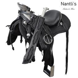 TM-WD1047 Silla de montar para caballo montura charra Mayoreo Wholesale Mexican horse Saddle Nantlis Tradicion de Mexico
