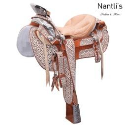 TM-WD1052 Silla de montar para caballo montura charra Mayoreo Wholesale Mexican horse Saddle Nantlis Tradicion de Mexico