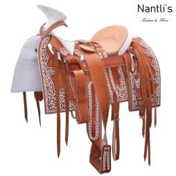 TM-WD1058 Silla de montar para caballo montura charra Mayoreo Wholesale Mexican horse Saddle Nantlis Tradicion de Mexico