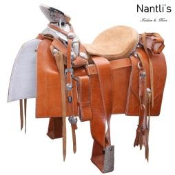 TM-WD1060 Silla de montar para caballo montura charra Mayoreo Wholesale Mexican horse Saddle Nantlis Tradicion de Mexico