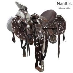 TM-WD1062 Silla de montar para caballo montura charra Mayoreo Wholesale Mexican horse Saddle Nantlis Tradicion de Mexico