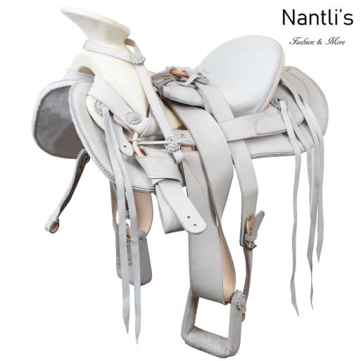 TM-WD1066 Silla de montar para caballo montura charra Mayoreo Wholesale Mexican horse Saddle Nantlis Tradicion de Mexico