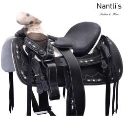 TM-WD1067 Silla de montar para caballo montura charra Mayoreo Wholesale Mexican horse Saddle Nantlis Tradicion de Mexico