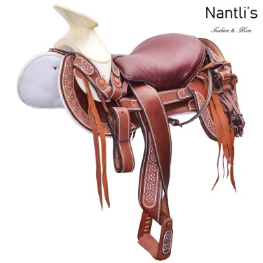 TM-WD1076 Silla de montar para caballo montura charra Mayoreo Wholesale Mexican horse Saddle Nantlis Tradicion de Mexico