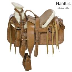 TM-WD1084 Silla de montar para caballo pony montura charra Mayoreo Wholesale Mexican horse Saddle Nantlis Tradicion de Mexico