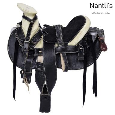 TM-WD1086 Silla de montar para caballo pony montura charra Mayoreo Wholesale Mexican horse Saddle Nantlis Tradicion de Mexico