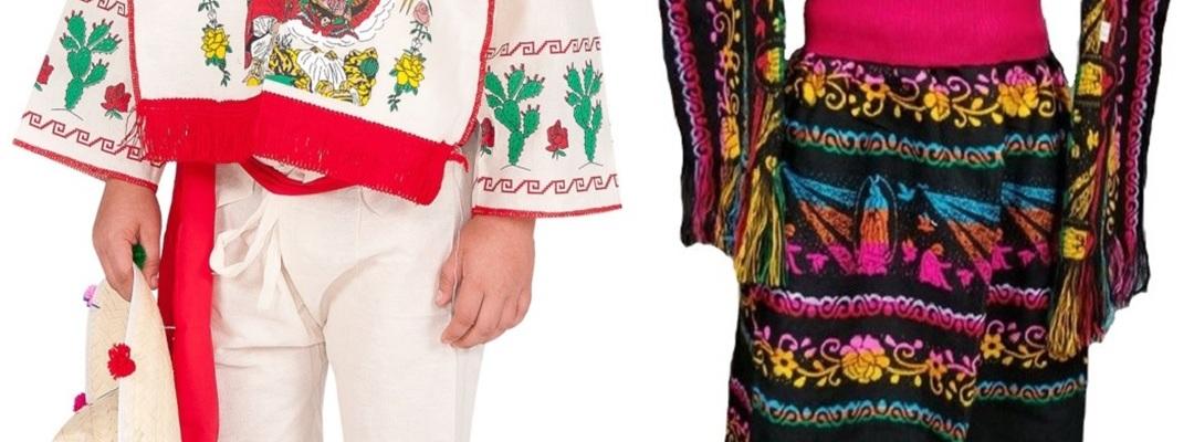Trajes tipicos Mexicanos mayoreo wholesale Traditional mexican clothing Nantlis Tradicion de Mexico