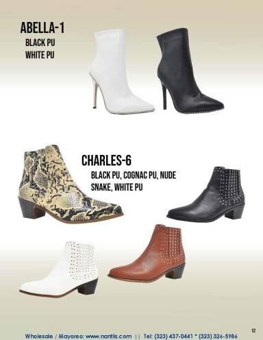 Nantlis Vol IF4 Zapatos y Botas de Mujer mayoreo Catalogo Wholesale womens Shoes and boots_Page_12
