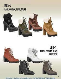 Nantlis Vol IF4 Zapatos y Botas de Mujer mayoreo Catalogo Wholesale womens Shoes and boots_Page_20