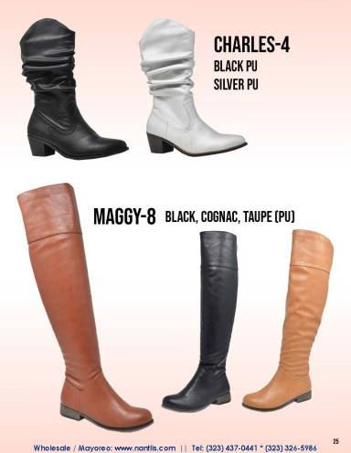 Nantlis Vol IF4 Zapatos y Botas de Mujer mayoreo Catalogo Wholesale womens Shoes and boots_Page_25