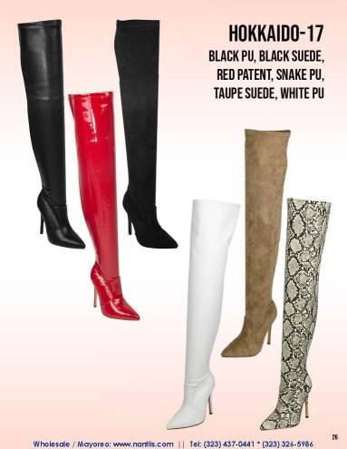 Nantlis Vol IF4 Zapatos y Botas de Mujer mayoreo Catalogo Wholesale womens Shoes and boots_Page_26