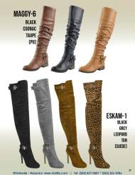 Nantlis Vol IF4 Zapatos y Botas de Mujer mayoreo Catalogo Wholesale womens Shoes and boots_Page_27