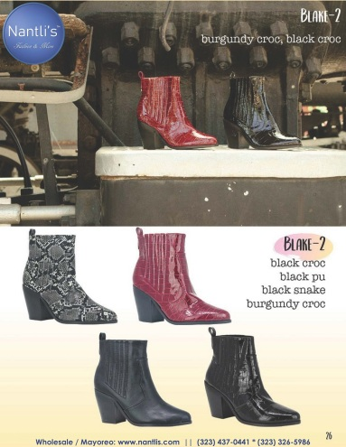 Nantlis Vol IF5 Zapatos y Botas de Mujer mayoreo Catalogo Wholesale womens Shoes and boots_Page_26