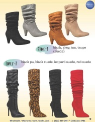 Nantlis Vol IF5 Zapatos y Botas de Mujer mayoreo Catalogo Wholesale womens Shoes and boots_Page_30