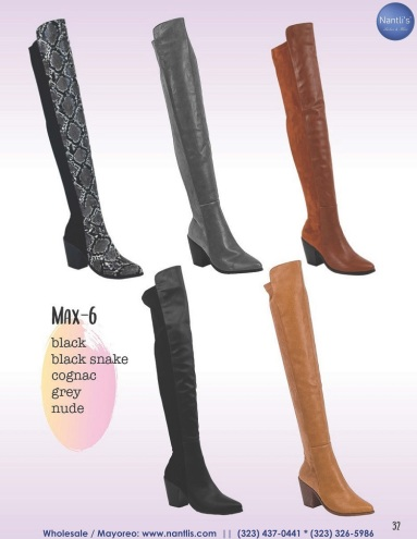 Nantlis Vol IF5 Zapatos y Botas de Mujer mayoreo Catalogo Wholesale womens Shoes and boots_Page_32