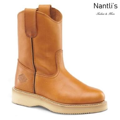 BA102 Miel Botas de Trabajo Mayoreo Wholesale Work Boots Nantlis