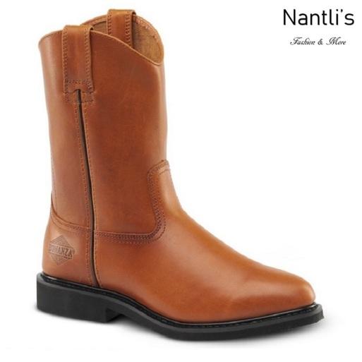 BA104 Miel Botas de Trabajo Mayoreo Wholesale Work Boots Nantlis