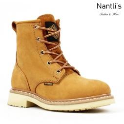 BA617Y tan Botas de Trabajo Mayoreo Wholesale Work Boots Nantlis