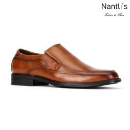 BE-C146 Cognac Zapatos por Mayoreo Wholesale Mens shoes Nantlis Bonafini Shoes