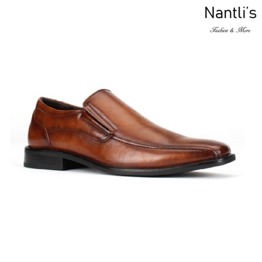 BE-C153 Cognac Zapatos por Mayoreo Wholesale Mens shoes Nantlis Bonafini Shoes